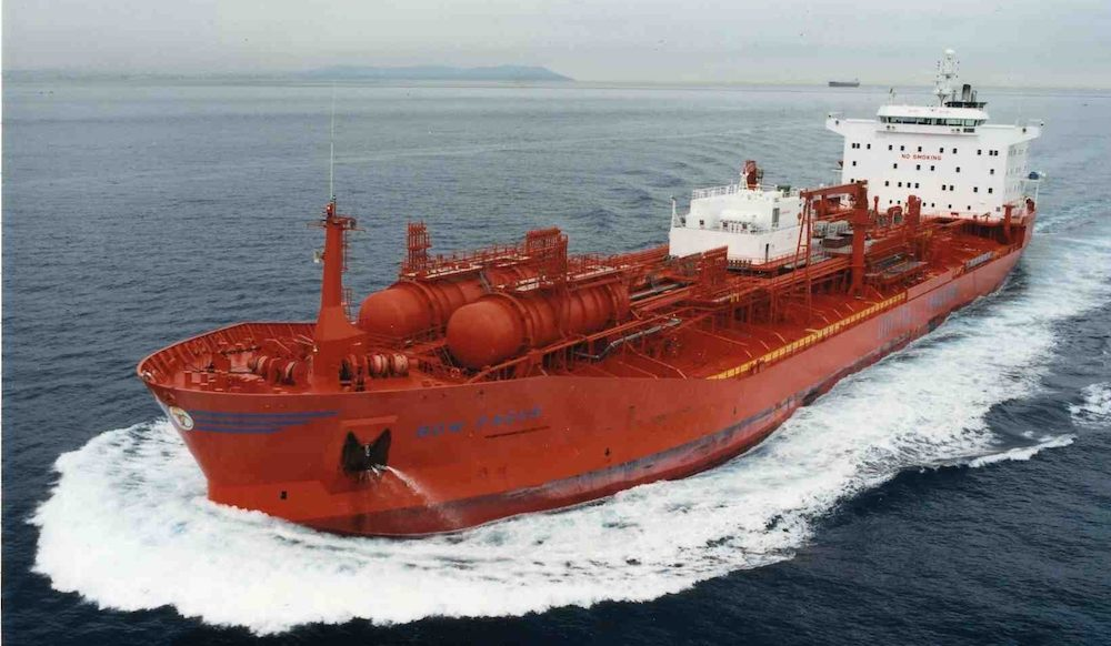 Odfjell: Grab and go