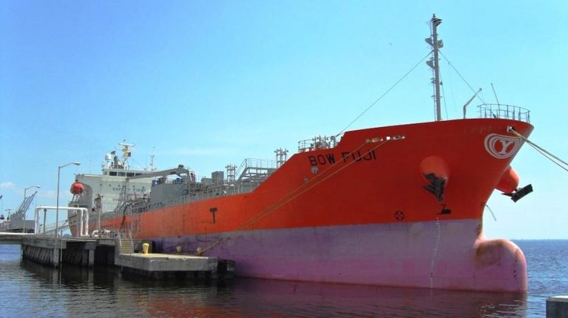 Chemical tanker upturn helps Odfjell