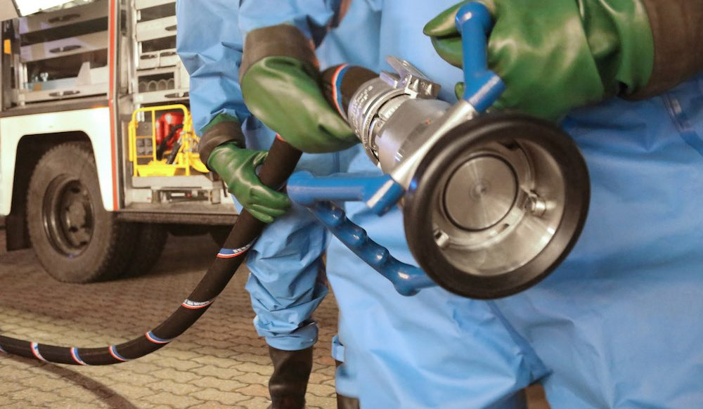 Hoses: Up to standard