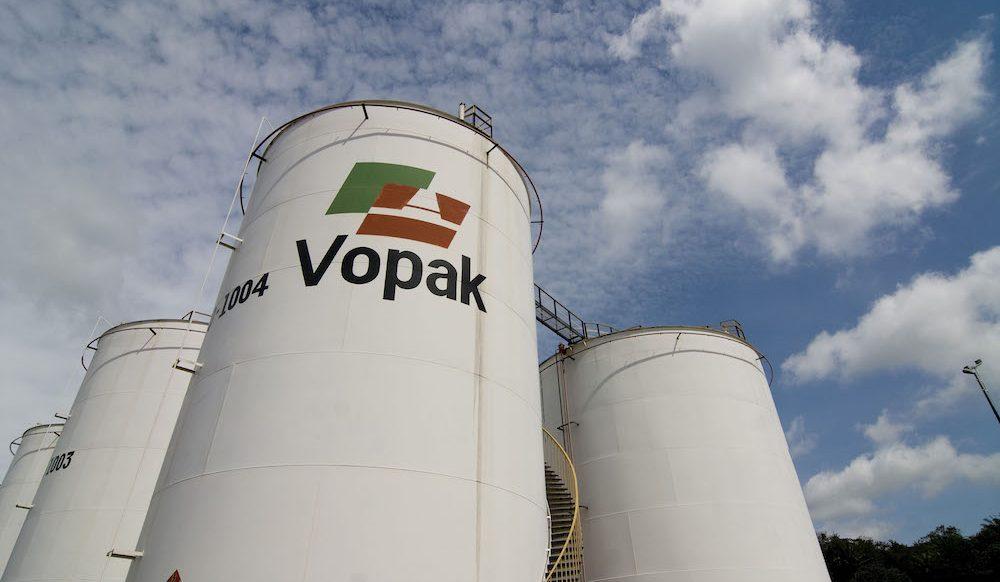 Vopak: Thinking ahead