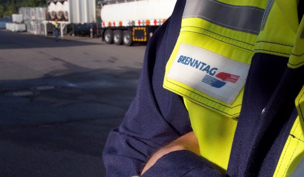 Brenntag: Strong and stable