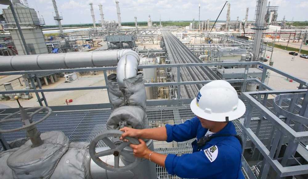Exports: Olefins from shale