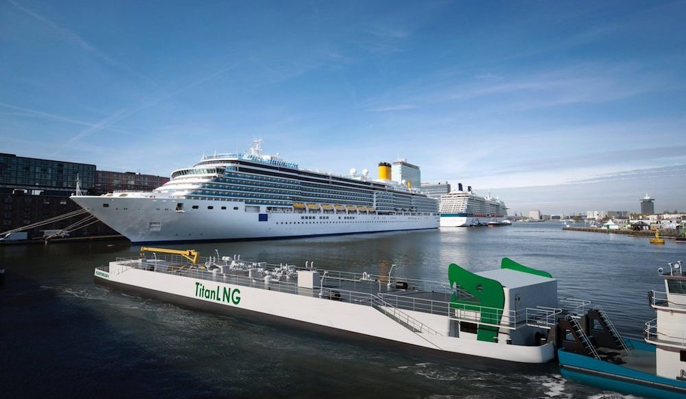 LNG: Cleaner and greener
