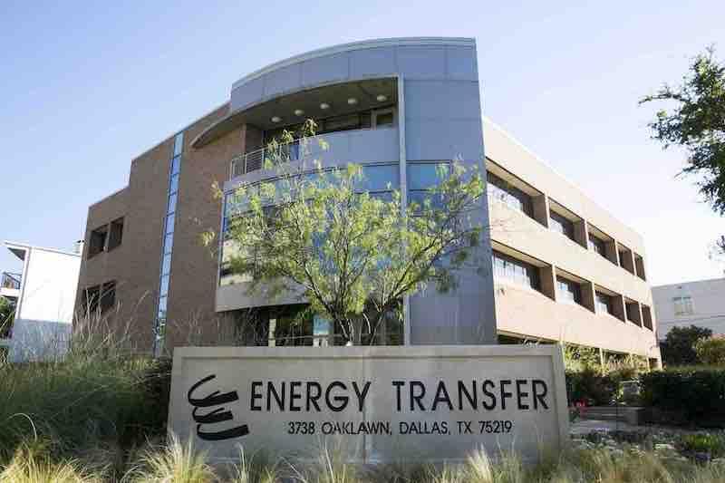 ETF into Orbit with ethane