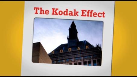 Learning by Training: The Kodak effect