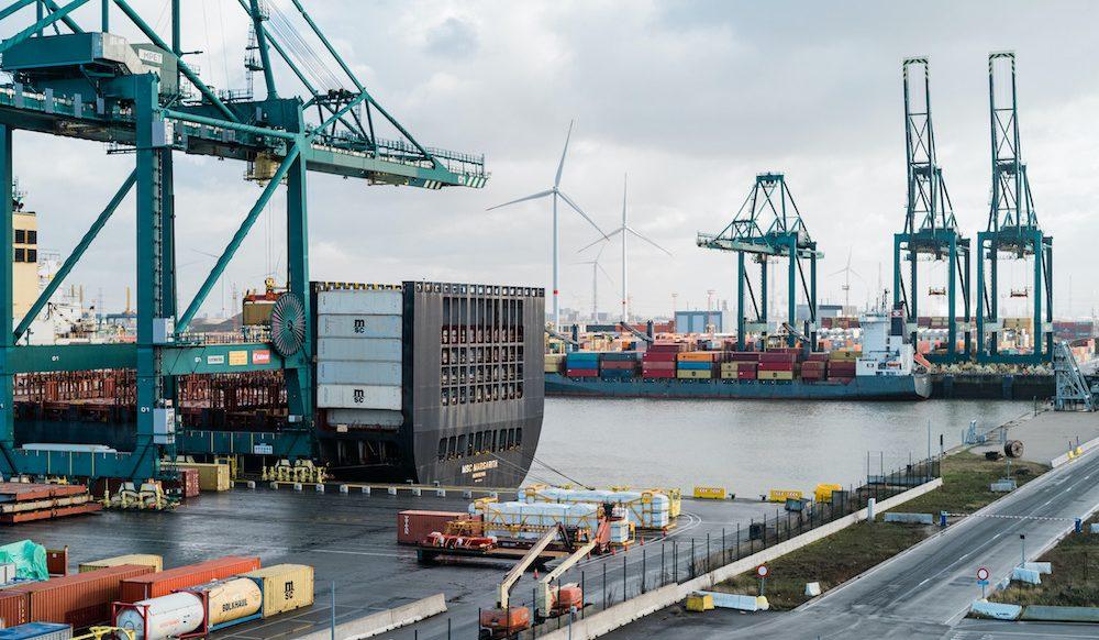 Digitisation: Port to port