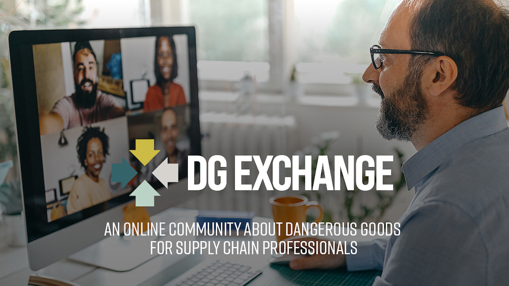 DG Exchange: Connecting the community