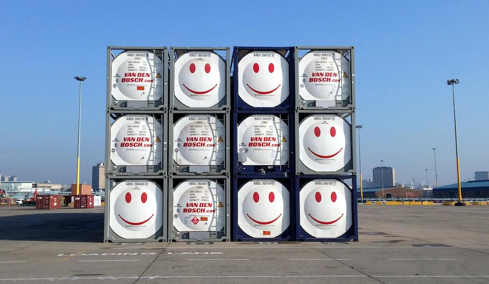 Van den Bosch: Smart bulk