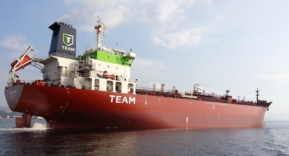 Sogestran buys into De Poli, Team Tankers