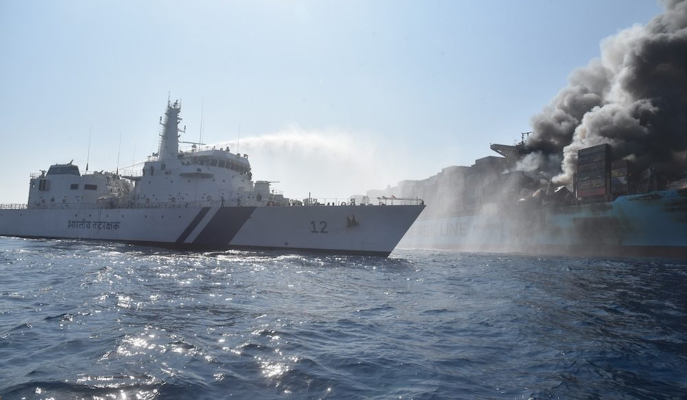Containership fires: Stem the tide
