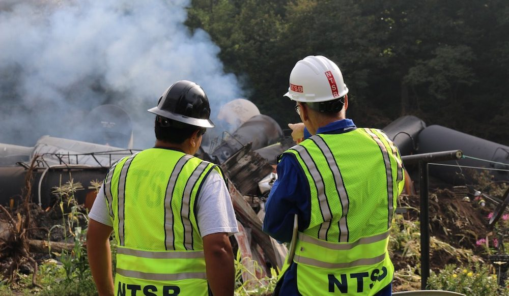 NTSB: Brake in proceedings