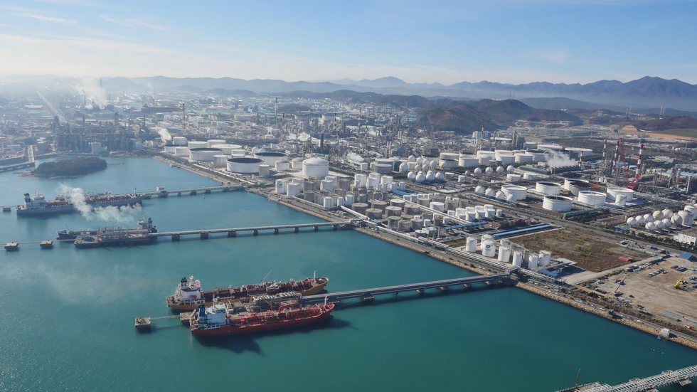 Odfjell boosts Korea terminal stake
