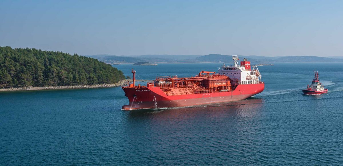 LPG tankers: Size is everything