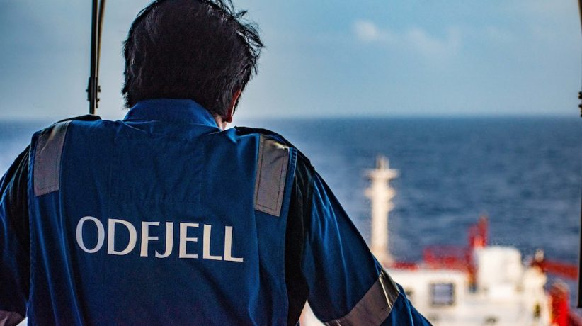 Odfjell: Behind the curtain
