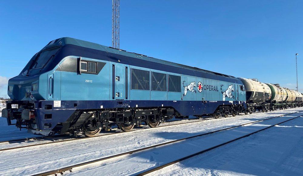 Rail: Smooth Finnish