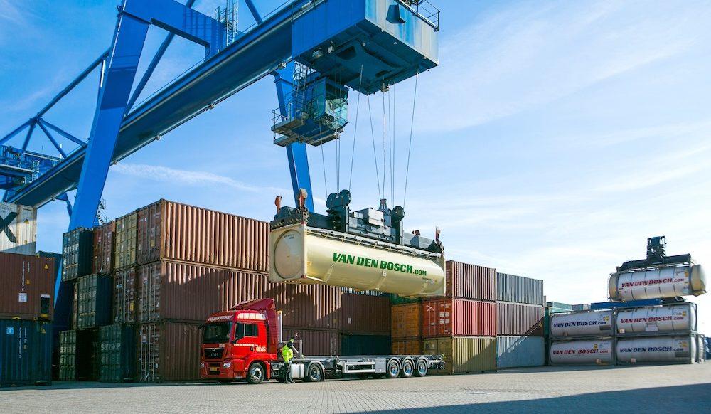 Van den Bosch adds Tankspeed