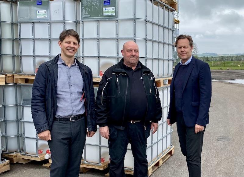 MJ consolidates Danish reconditioning