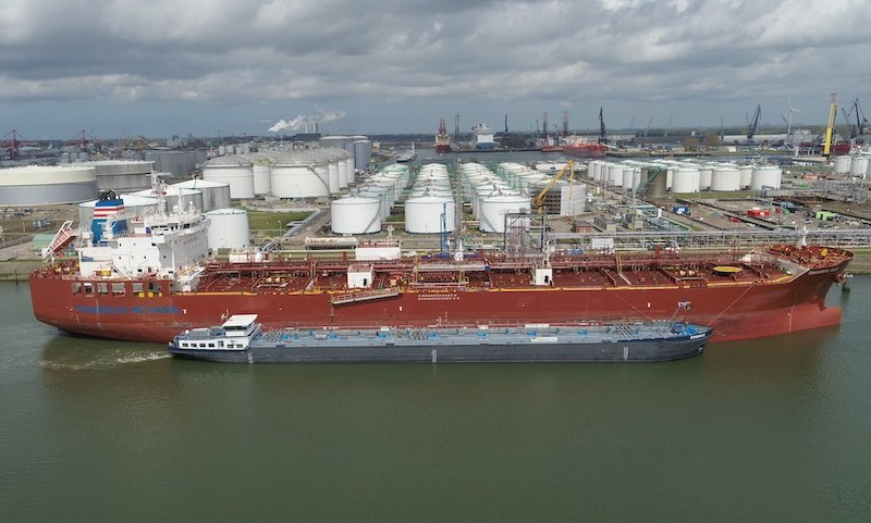 Methanol: On the waterfront