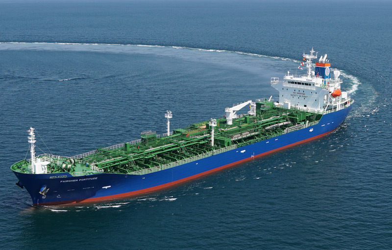 Fairfield orders eco-chemships