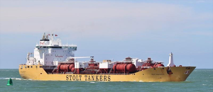 Stolt gives biofuels the thumbs up