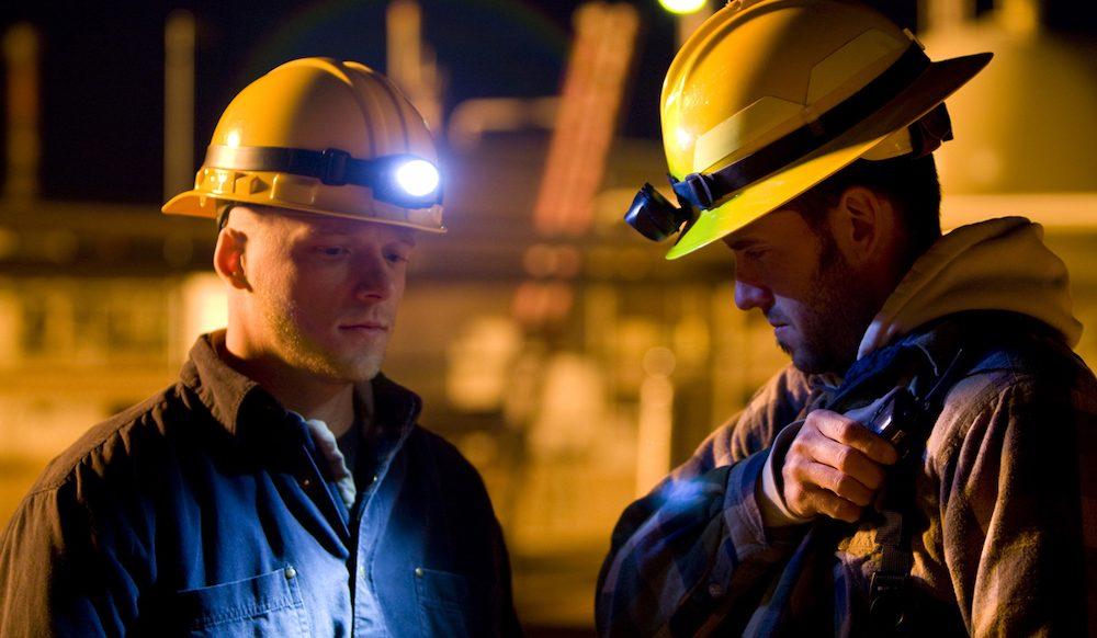 PPE: Shine a light