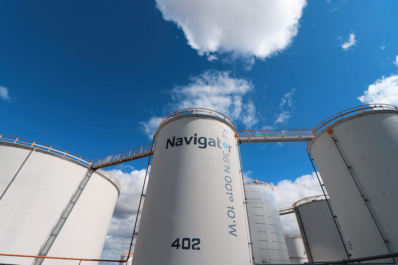Carbon capture: Back in the ground