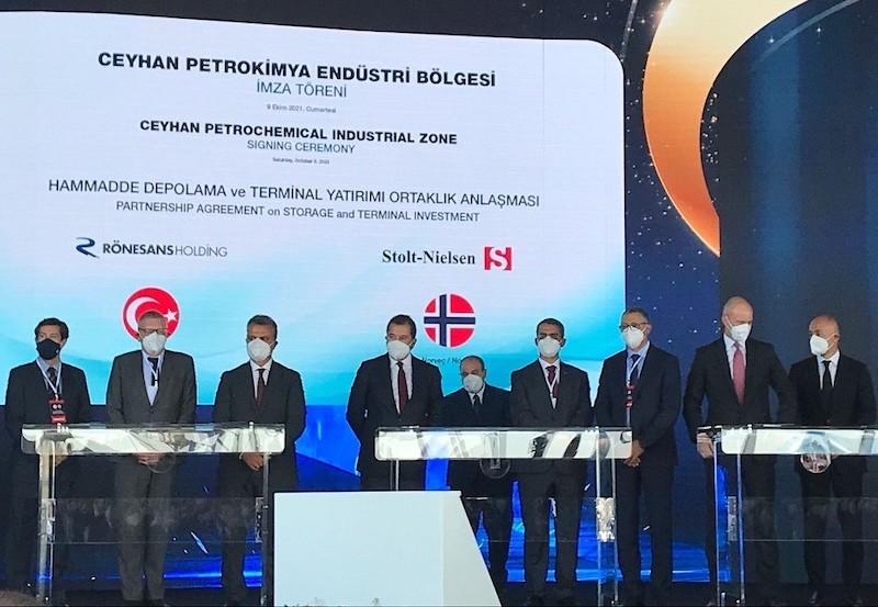 Stolthaven plans Turkish terminal